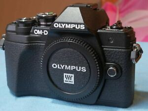 OLYMPUS OMD EM10 mk III converted to FULL SPECTRUM for IR photography