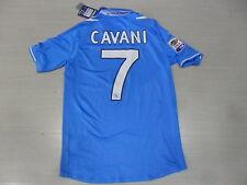 1448 TG XXL CALCIO NAPOLI 2012 MAGLIA MAGLIETTA 7 CAVANI MACRON SHIRT LETE MSC