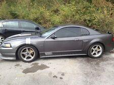 Mustang Quarter Window Louvers 1999 2000 2001 2002 2003 2004