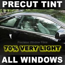 Precut Window Tint for Ford Focus 4DR Sedan 2000-2007 - 70% Very Light Film