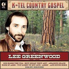 Greenwood, Lee : K-Tel Country Gospel CD