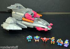 ZBots X-Terminate 5 Cyberwing Combat Fortress, Vintage w/ Mini Z's