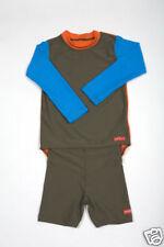 Children's Swim Suit Boy's Rash Vest & Shorts Size 5-6