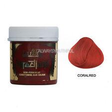 La Riche Directions Semi Permanent Hair Color Dye - Coral Red