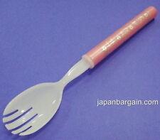 Japanese Sanrio Hello Kitty Plastic Serving Fork #2741