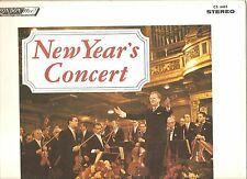 Viennese NEW YEAR'S CONCERT 1966 LP Near Mint~Boskovsky/Vienna Philharmonic Orch
