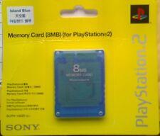 SONY TARJETA DE MEMORIA 8MB ORIGINAL /OFICIAL  PARA PS2