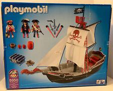 Playmobil 5950 Skull and Bones Pirate Ship NEW SEALED