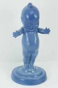 Antique Vintage Bisque Self Standing Kewpie Doll Statue