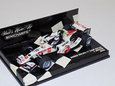 1/43 Minichamps F1 Formula 1 Honda Racing RA106 J.Button