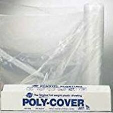 Orgill Poly 6X10-C 10 x 100 ft. 6 Mil Clear Polyethylene Film