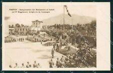 Trento Città Militari cartolina QT4151
