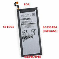 NEW Original Genuine Samsung Galaxy S7 Edge G935 EB-BG935ABA Battery 3600mAh OEM