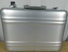 Zero Hliburton Metal Briefcase Aluminum Combination Case