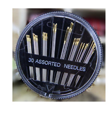 30 X  Assorted Hand Sewing Needles - VARIOUS SIZES -  high QUALITY UK SELLER