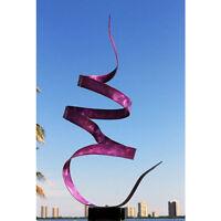Modern Abstract Metal Indoor Outdoor Garden Contemporary Original Art Sculpture