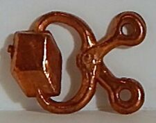 Vintage Ice Tongs Gumball Charm Copper Clad
