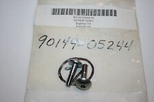 2 nos Yamaha motorcycle cowling screws 1987-88 fzr1000 fzr750 (2GH) 90149-05244