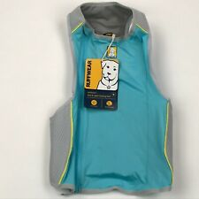 Ruffwear Blue Lagoon Jet Stream Fast & Light Cooling Vest sz M