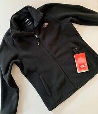 The North Face Lil' RDT Fleece Jacket Replace Khumbu Girl Black XL 18 NEW