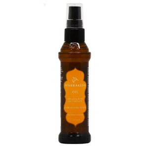 Marrakesh Oil Argan & Hemp Hair Styling Elixir Dreamsicle Scent 2 oz