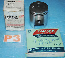 1 kit piston /segment 40.25mm YAMAHA PW 50 de 1990/2016 neuf