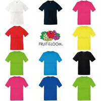 Fruit of the Loom Boys Girls Performance T-Shirt