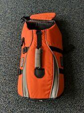 Outward Hound Dog Life Jacket Orange Size Medium
