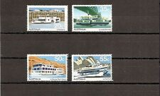 AUSTRALIA 1979 ferries & paddlesteamers set MUH