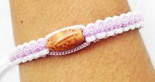 Unisex Cute New Charm Style Bracelet Best birthday Gift Handmade Bracelet UK 26