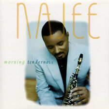 Najee - Morning Tenderness - New Factory Sealed CD