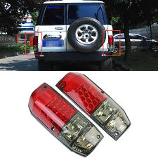 New Red Smoke LED Tail Light Lamp For Toyota Land Cruiser LC70 LC75 LC78 84-07