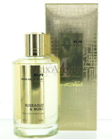 Mancera Roseaoud and Musc Perfume Unisex Eau De Parfum Unisex 4 Oz 120 Ml Spray