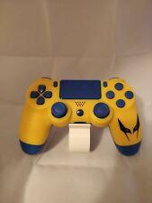Official PS4 Controller V2 Custom X-Men Wolverine Themed