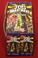 Box Of 48 Unopened Joe's Apartment Trading Cards