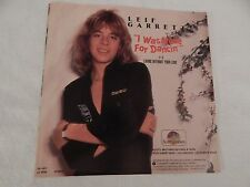 "Leif Garrett ""I Was Made For Dancin' "" PICTURE SLEEVE! MINT! ONLY NEW COPY eBAY!"