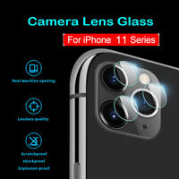 HD Back Camera Lens Cover Tempered Glass For iPhone 11 Pro Max/11 Pro/11