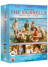 The Durrells: Series One - Three (Box Set) [DVD]
