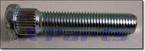 Stehbolzen Rändelbolzen M12x1,5 67mm Länge Rändeldurchmesser 14,3mm Neu