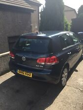 2010 VW GOLF match tdi 90k mileage EXCELLENT CONDITION  diesel manual