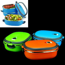 Portable Food Warmer Kids School Lunch-Box Thermal Insulated Food Container
