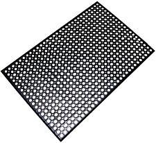 36 x 60 in. Anti-Fatigue Industrial Rubber Floor Mat Cushion Non-Slip Surface