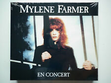 Mylene Farmer édition combi 2 cd album + dvd digipack En Concert exclusivité