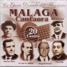 MALAGA CANTAORA - LA EPOCA DORADA DEL FLAMENCO VOL. 31 [CD]