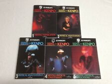 Ed Parkers Infinite Insights Into Kenpo -Complete 5 book set - Karate, Grappling