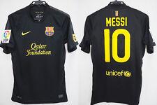 2011-2012 FC Barcelona Barca FCB Jersey Shirt Away Camiseta NIKE Messi #10 S