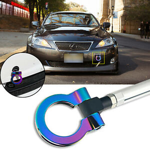 NEO Aluminum Anodized Racing Sporty Track Style Tow Hook Exact For Lexus IS RC