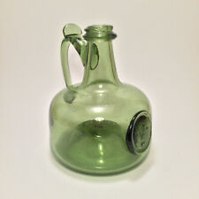 ANTIQUE STYLE BLOWN ONION BOTTLE WITH SEAL 8 1//2/'/'