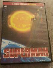 Il grande ritorno di Superman DVD