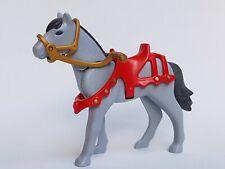 Playmobil Roma Medieval Caballos Soldados Caballeros Romano Caballo Silla Rienda